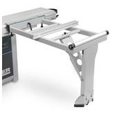エアウトリガーテーブルと補助アウトリガーテーブル